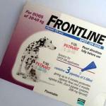 Frontline dogs 20-40lb