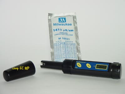 Milwaukee EC test pen