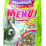 Vitakraft rabbit food Menu