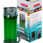 Eheim classic filter series for aquariiums from 300 to 1500 litres