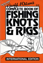Fishing knots and rigs book