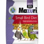 mazuri small bird diet
